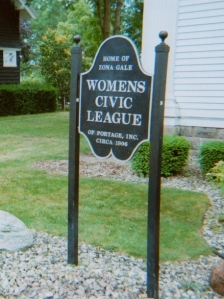 Women's Civic League of Portage